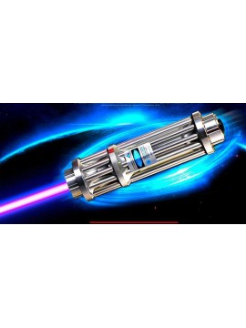 Focusable High Power 80000 mw Blue Laser Pointers 450nm