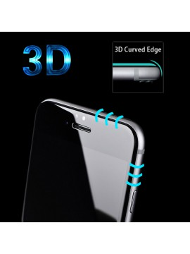 iPhone 6 6s 7 Plus 3D 4D Round Curved Edge Tempered Glass Full Cover