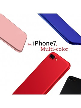 iPhone7 7 Plus Fashion Silicone Ultra Thin Back Cover