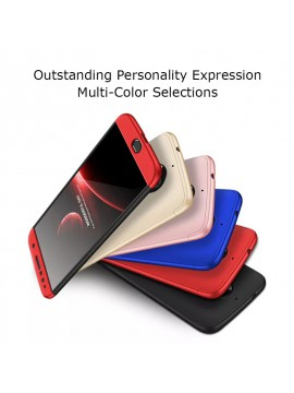 Motorola Full Covered Protective PC Matte Phone Case