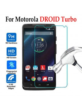 Motorola DROID Turbo Premium Class Tempered Glass Protector