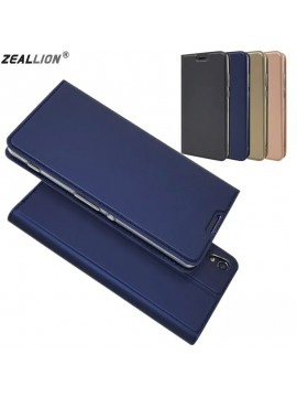 Sony Xperia Diary Leather Premium Flip Cover