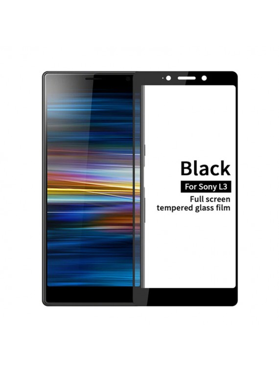 3D Full Tempered Screen Glass for Sony Xperia 1 5 10 10+ Plus L3