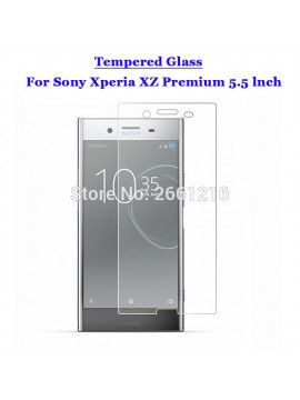 Sony Xperia XC, XZ, XZ Premium Simple Tempered Glass 2.5D