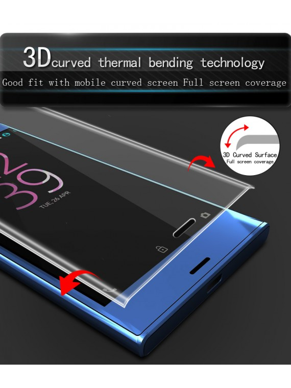 3D Full Tempered Screen Glass for Sony Xperia X XP XA XC XZ