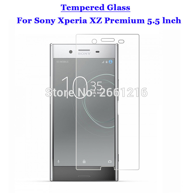 3D Full Tempered Screen Glass for Sony Xperia X XP XA XC XZ